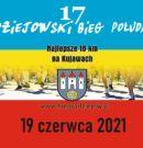 XVII Radziejowski Bieg Południowy – 19-06-2021